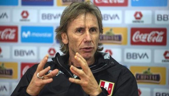 Ricardo Gareca brindará conferencia de prensa desde Argentina (Foto: AFP)