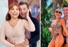 """Magaly Medina sobre los engreimientos que le da su esposo Alfredo Zambrano: """"Él es mi 'Sugar Daddy'"""""""