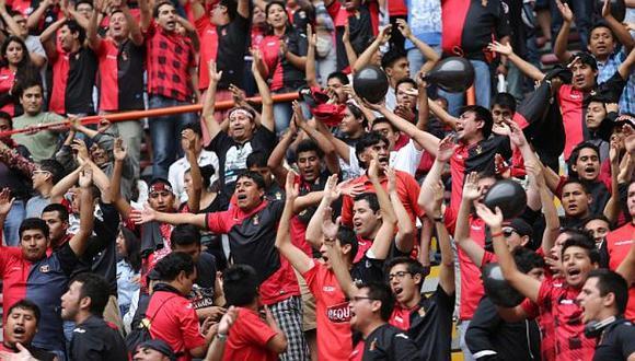 """Melgar calienta la previa ante Caracas FC y pide """"presión al rival"""""""