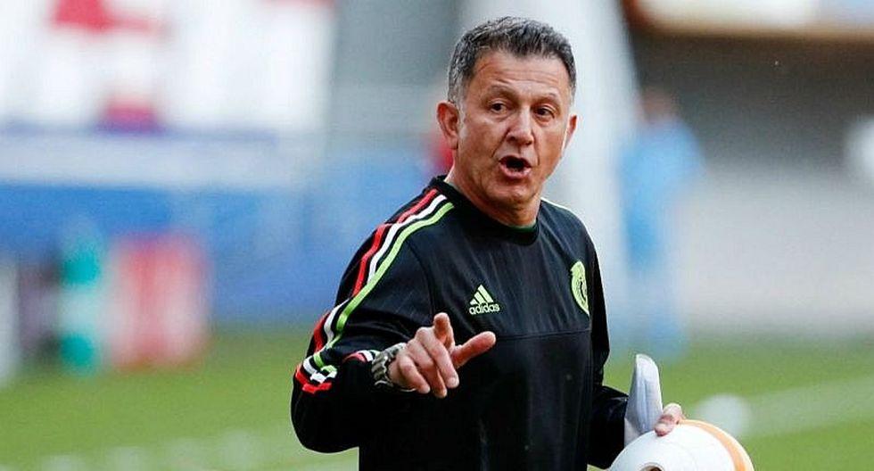 DT de México criticó a Croacia tras su derrota ante Perú