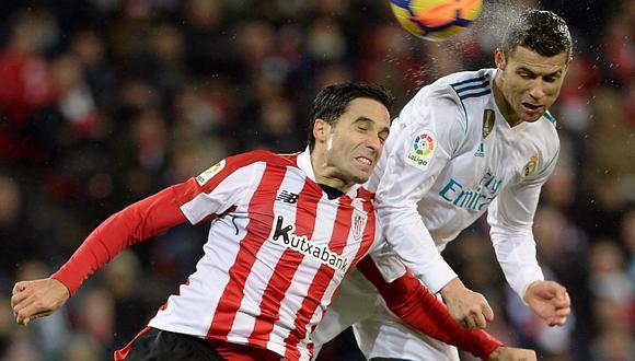 Real Madrid empató sin goles con Athletic de Bilbao