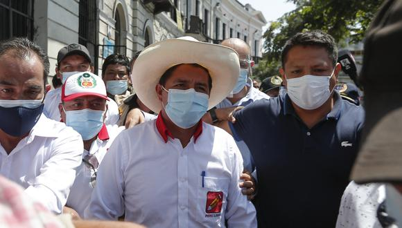 La familia de Luis Abanto Morales señaló que Pedro Castillo y Perú libre no tienen permiso para usar dicha canción. Foto: Archivo GEC