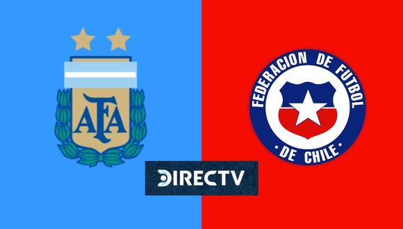 Argentina vs. Chile EN VIVO ONLINE | sigue el partido por fecha 1 del Grupo A de la Copa América en el Estadio Nilton Santos