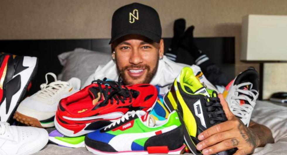 Neymar se convirtió en el mejor pagado por auspicios del fútbol tras firmar con Puma