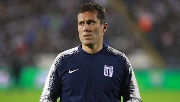 Leao Butrón fue campeón nacional con Alianza Lima en la temporada 2003, 2004 y 2017. (Foto: GEC)