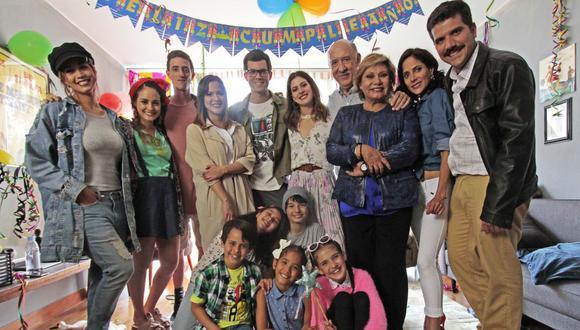 """Camucha Negrete elegida Mejor actriz """"Papá X Tres"""" en el Overcome Film Festival De Estados Unidos. (Foto: @camucha_negrete)"""