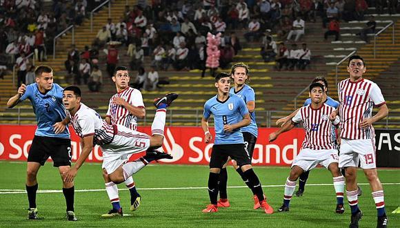 Sudamericano Sub-17: Paraguay y Uruguay igualan en el hexagonal final