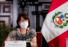 """Mazzetti vuelve a calificar de """"crimen"""" el incremento de los precios del oxígeno en plena segunda ola de COVID-19"""