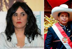 """Carla García llamó imbéciles a los que votaron y defendieron a Castillo: """"Ahora están lloriqueando"""""""