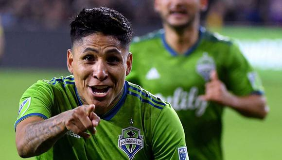 Raúl Ruidíaz llegó a la MLS tras brillar en la Liga MX con Morelia. (Foto: AFP)