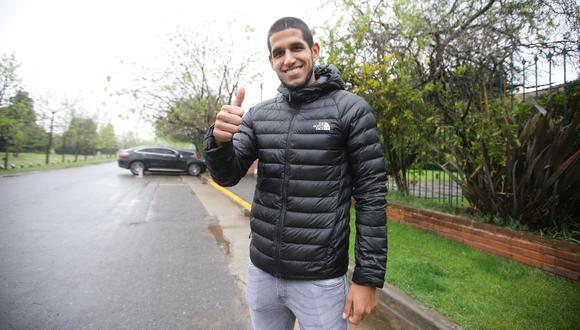 Abram llegó al fútbol argentino tras ganar dos títulos nacionales con Sporting Cristal. (Foto: GEC)