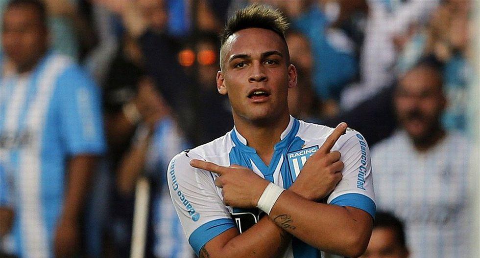Copa Libertadores: Lautaro Martínez insatisfecho con su hat trick ante Cruzeiro