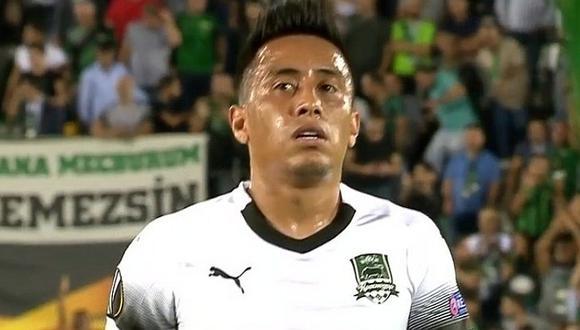Christian Cueva viajó a Perú por problemas familiares y Santos FC le extiende el permiso | FOTO