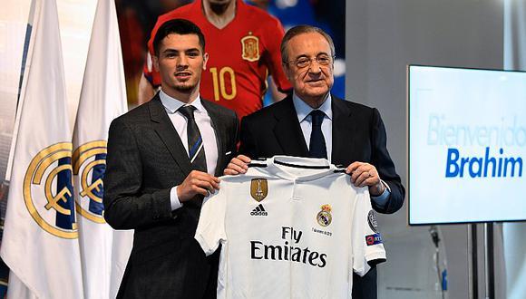 Real Madrid presentó su primer fichaje del 2019 | VIDEO