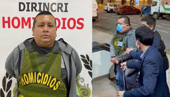 Ubican y detienen a Juancho Peña. (Foto: PNP)