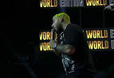 "World Edition God Level 2vs2 | Misionero calló a Cayu en pleno evento: ""Para organizar, organizo yo"" | VIDEO"