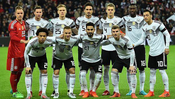 Rusia 2018: Alemania presentó lista preliminar con varias sorpresas