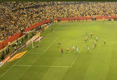 Sporting Cristal vs. Barcelona: Desde el punto de penal Jonathan Álvez pone el 4-0 para los ecuatorianos (VIDEO)