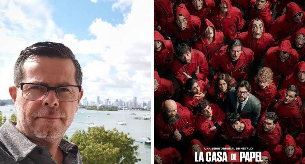 Ugo Mantero es un actor peruano que está brillando en diferentes producciones españolas. (@ugomantero)