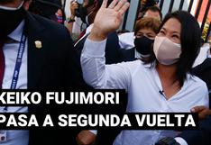 Conoce el perfil político de Keiko Fujimori en un minuto