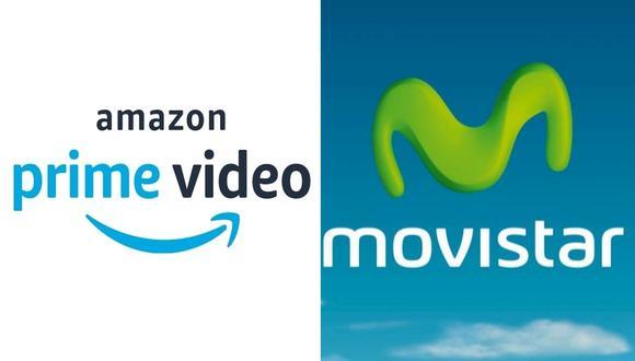 Amazon Prime Video se une a Movistar para ofrecer beneficios exclusivos a clientes. (Foto: Difusión)