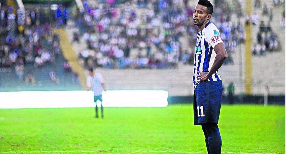 Alianza Lima: Así le meten presión a Lionard Pajoy por bajo rendimiento