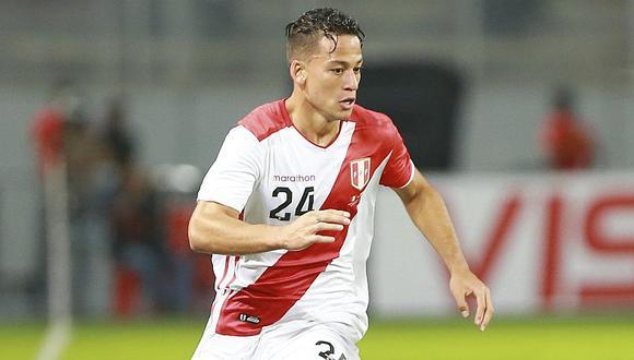 Benavente jugó varios partidos con la Selección Peruana en la era Ricardo Gareca. (Foto: GEC)