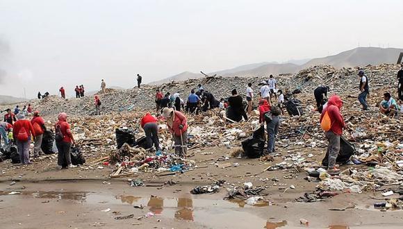 Playa Márquez es una de las más contaminadas, informó el ministro del Ambiente. Foto: Andina