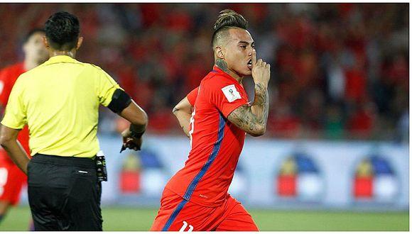 Copa América 2019 | Eduardo Vargas y el polémico gesto tras triunfo a Colombia en penales | VIDEO