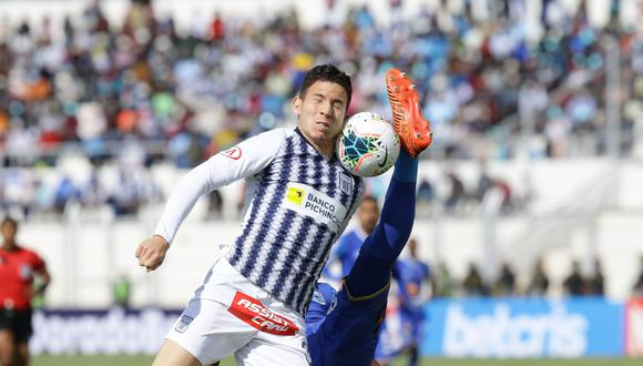 Alianza Lima vio finalizar su larga racha de 10 partidos sin perder. (Fotos: Jesús Saucedo Olortegui / GEC)