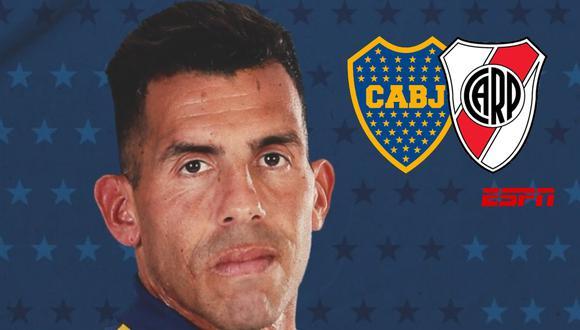 Boca Juniors vs. River Plate chocan EN VIVO y EN DIRECTO este fin de semana en el superclásico argentino