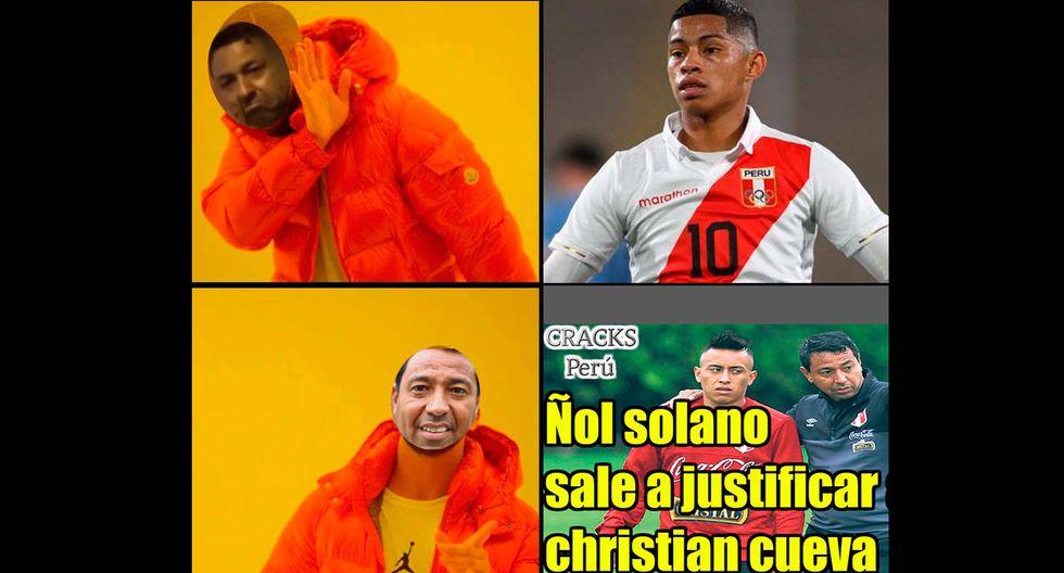 Mira los mejores memes de la detención de Nolberto Solano por no respetar la orden de inamovilidad. (Facebook)