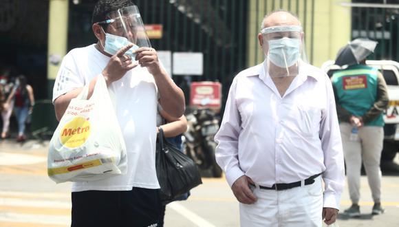 El Bono Independiente de 760 soles va destinado a las familias que cuenten con trabajadores independiente y se vieron afectados por la pandemia del COVID 19. Fotos Jesus Saucedo / @photo.gec