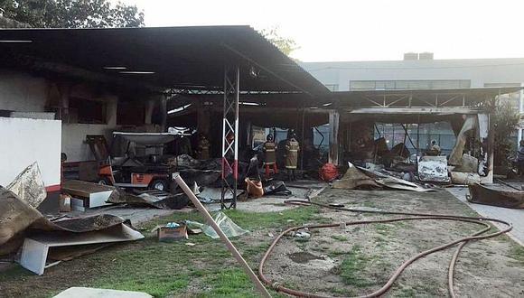 Tragedia en Flamengo: centro de entrenamiento se incendió y dejó 10 muertos