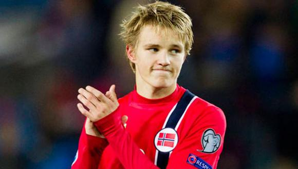 Euro 2016: Martin Ödegaard marca nuevo record con Noruega [VIDEO]