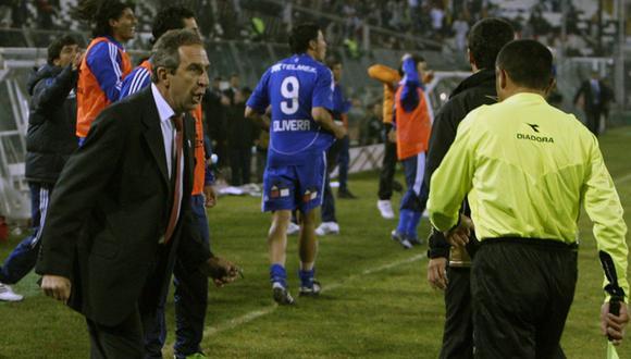 Gerardo Pelusso fue campeón nacional con Alianza Lima en el 2006. (Foto: AFP)