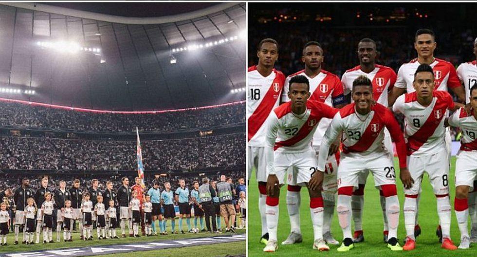 Perú vs Alemania: Dirigidos de Low valen 26 veces más que selección peruana