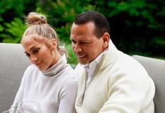 Álex Rodríguez habló sobre sus planes de matrimonio con Jennifer Lopez