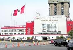 Gobierno designa nuevos viceministros del Interior y Turismo