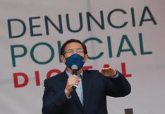 """Martín Vizcarra: """"Yo no he escuchado los audios por salud mental"""""""