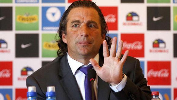 Selección chilena: Pizzi renunció, pero ANFP no le dejó