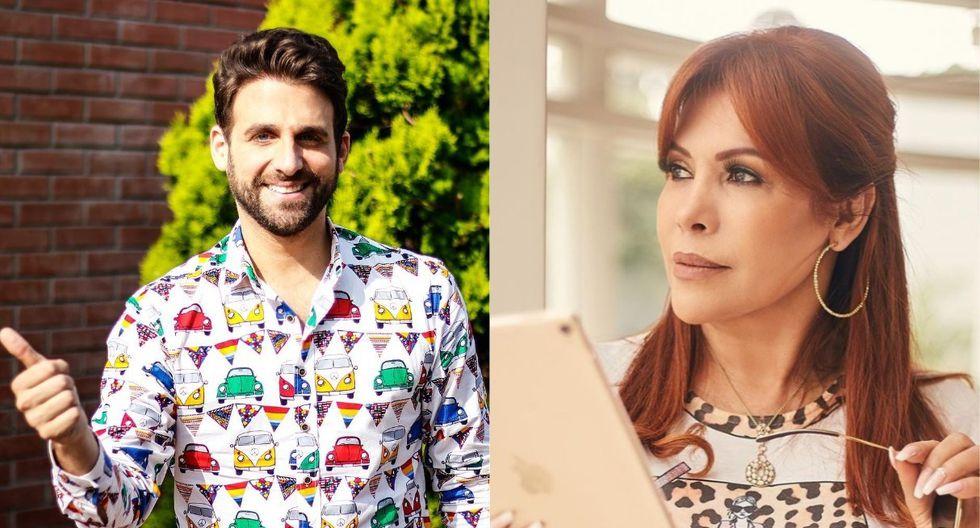 Rodrigo González y su reacción tras anunciar entrevista con Magaly Medina (Foto:Instagram)