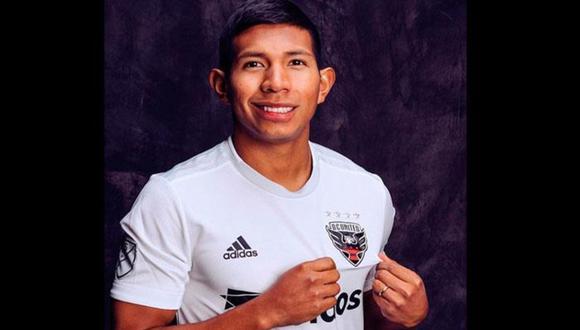 """""""Estoy totalmente informado de lo que pasa en Perú"""", dijo 'Orejas'. (Foto: DC United)"""