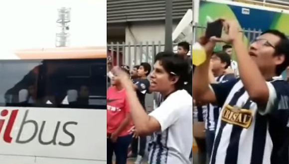 """Hincha de Alianza a jugadores de River: """"Descendidos, son de la B"""""""
