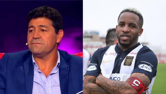Sergio Ibarra destacó el buen nivel que mostró Jefferson Farfán para que Alianza Lima le de vuelta a Binacional.