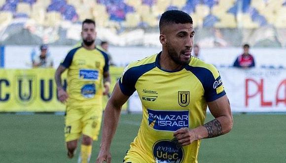 Josepmir Ballón anotó golazo con Universidad de Concepción   VIDEO