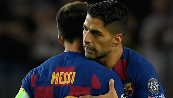 Luis Suárez llegó al Barcelona en 2014, proveniente del Liverpool de Inglaterra. (Foto: AFP)