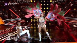 """""""Reinas del show 2"""": Diana Sánchez y su espectacular baile al ritmo de """"On the radio"""""""