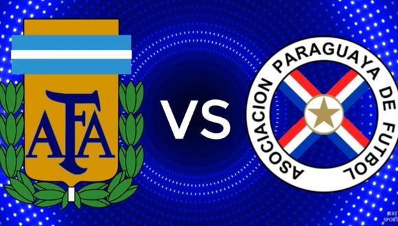 Aquí tienes toda la información para ver el Argentina vs Paraguay en vivo y en directo con Lionel Messi, por las Eliminatorias Qatar. FOTO: Youtube