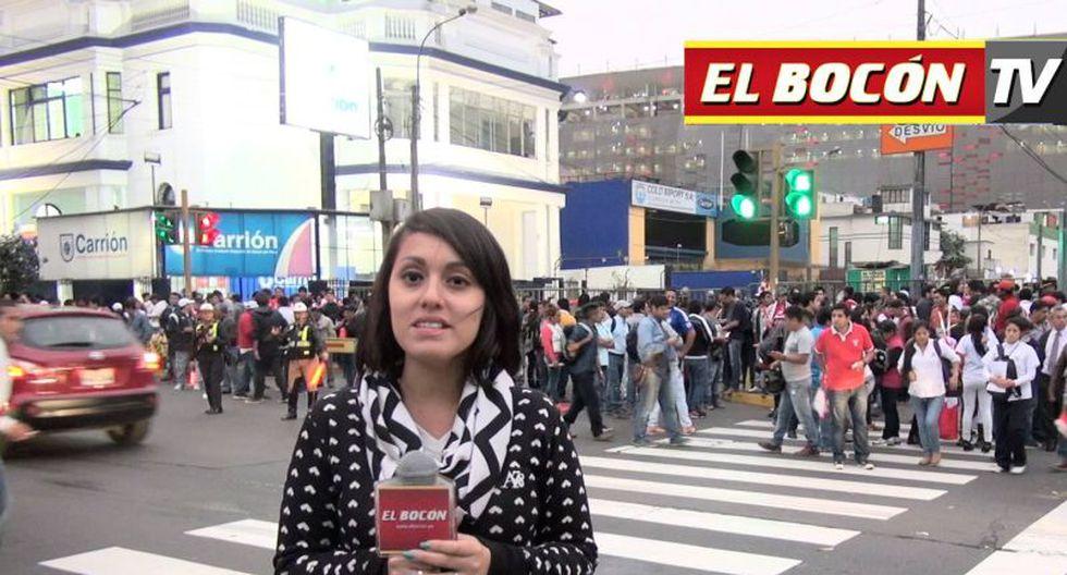 Selección Peruana: Así fue la reventa en el Estadio Nacional [VIDEO]